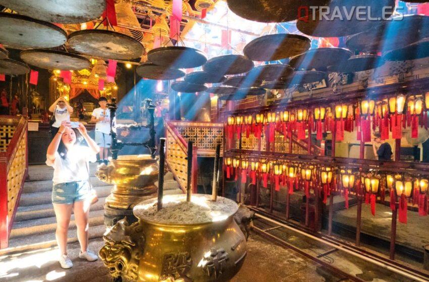 Guía de los templos de Hong Kong