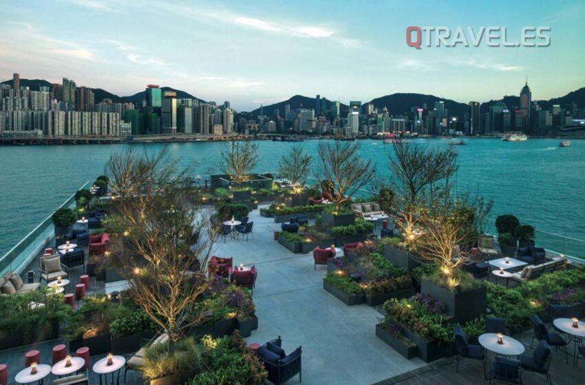 Kerry Hotel de Hong Kong el mejor ejemplo del lujo asiático
