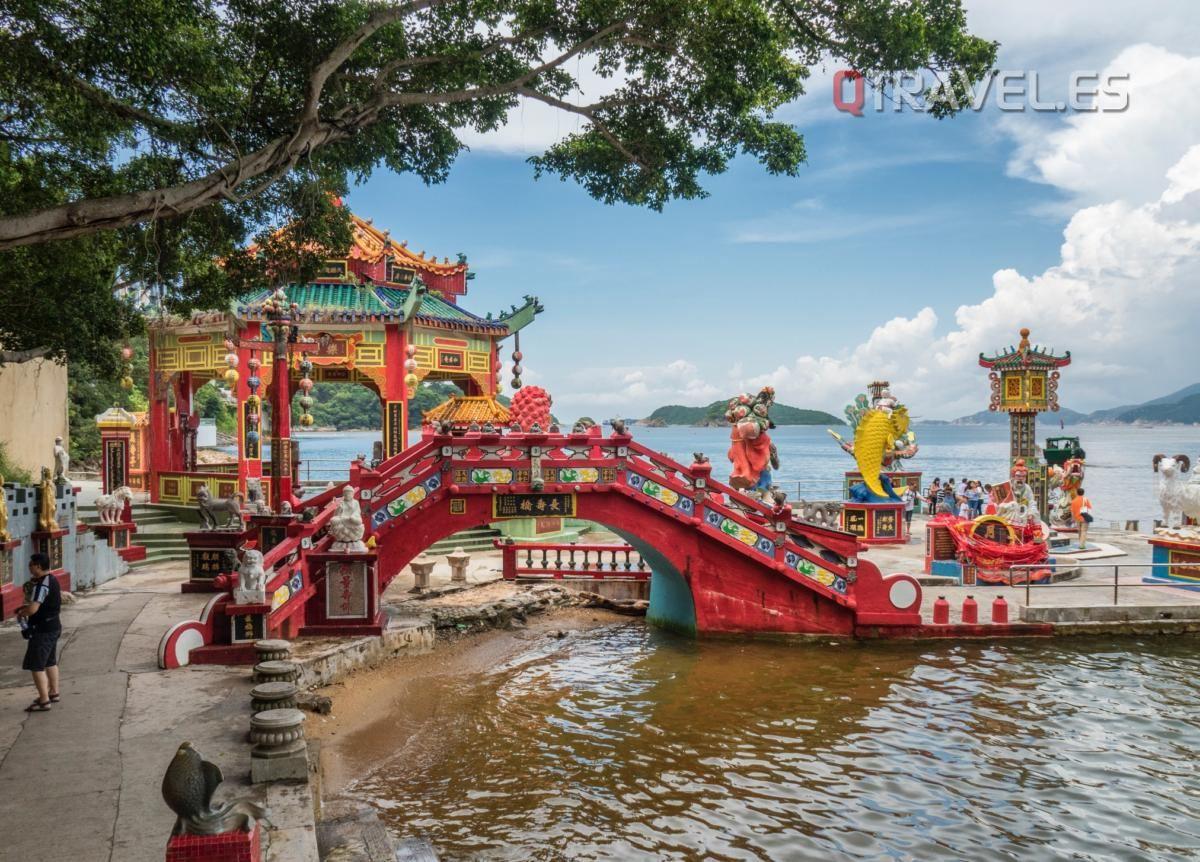 Hong Kong - Repulse Bay - Templo Tin Hau