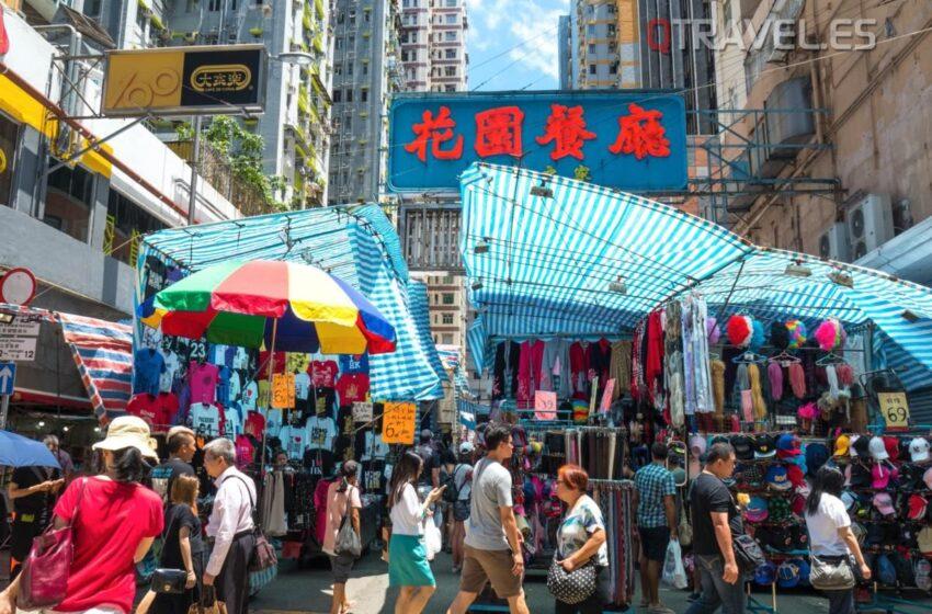 Guía de los mercados de Hong Kong