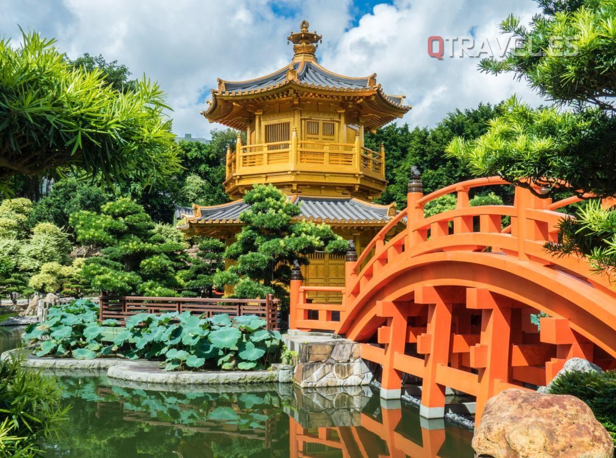 Hong Kong - Jardines Nan Lian