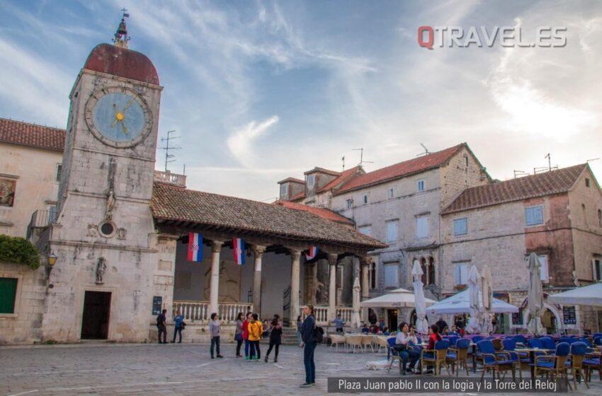 Cuatro secretos de Croacia: Salona, Trogir, Sinj y la fortaleza de Klis