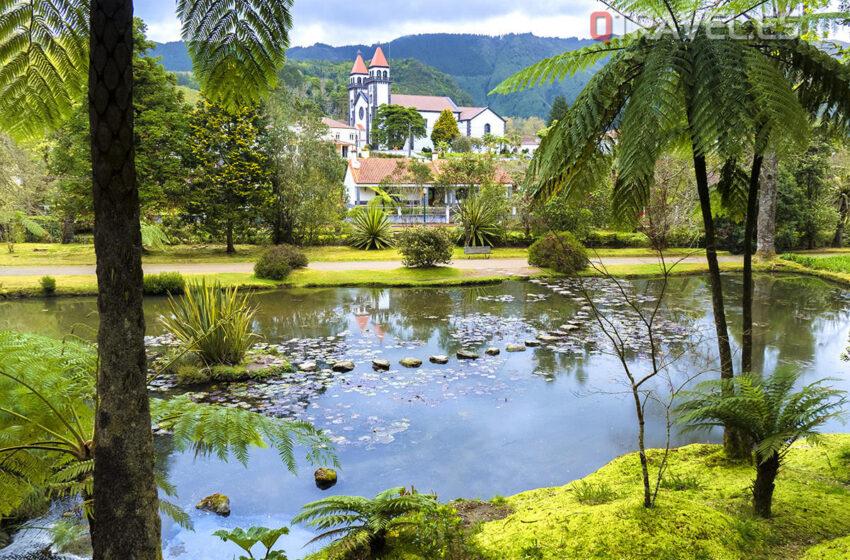 Azores, recorriendo la Isla de San Miguel