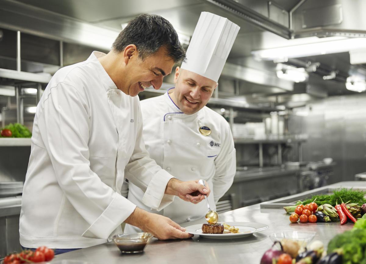 Vistoso Habilidades Y Habilidades Del Chef Reanudar Ornamento ...