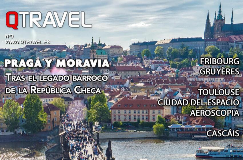Revista QTRAVEL Digital n.9 – Praga y la región de Moravia