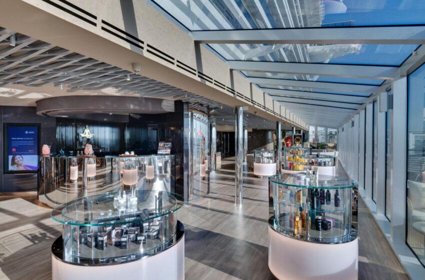 Spa y vinoterapia en alta mar con MSC cruceros