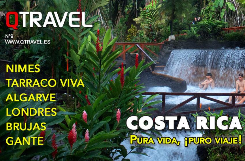Revista QTRAVEL Digital n.10 – Costa Rica