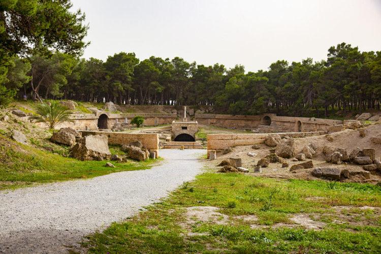 Anfiteatro Túnez