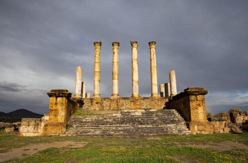 Túnez arqueológico: Thuburbo Majus