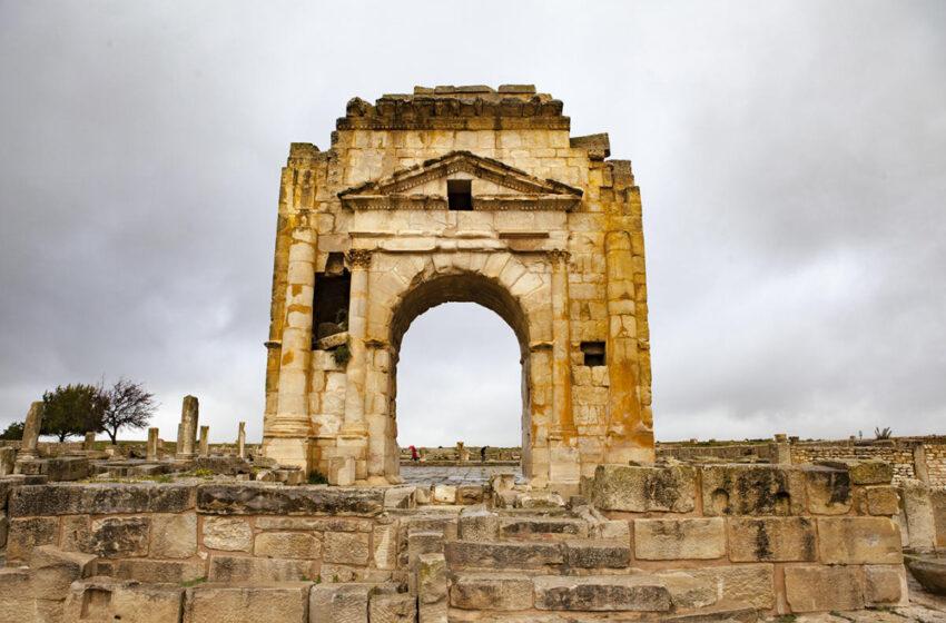 Mactaris, el legado arqueologíco de Túnez