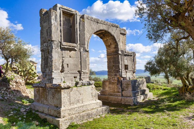 Arco de Alejandro Severo