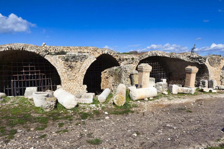 Cisternas de Agua