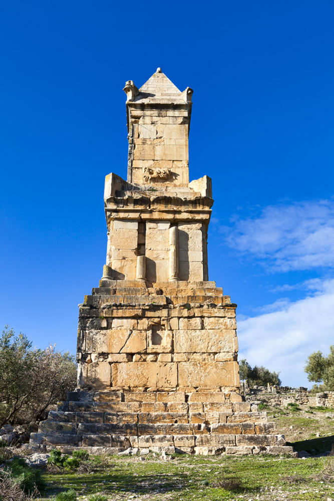 Mausoleo Púnico Líbico