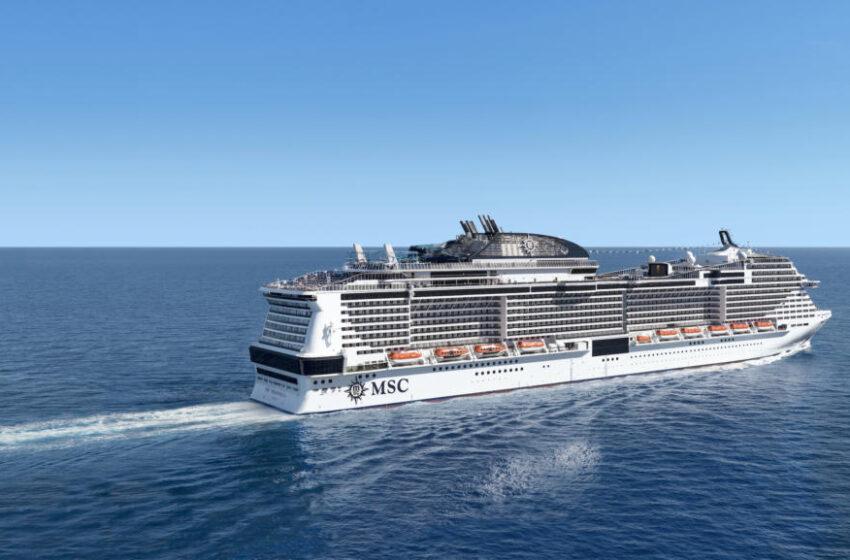 MSC apuesta por los cruceros de invierno