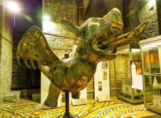 El dragón de Gante