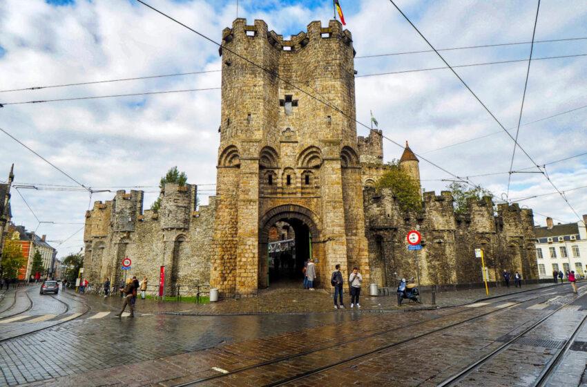 Gante, una ciudad flamenca con raíces españolas