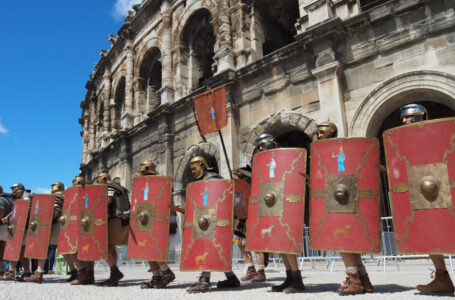 Nimes, los juegos de la romanidad