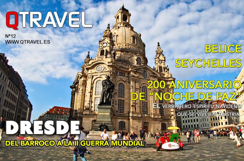Revista QTRAVEL Digital n.12 – Dresde
