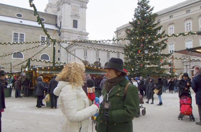 Barcelonautes viaja a unos de los mercadillos de Navidad, Salzburgo