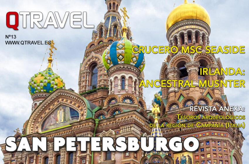 Revista QTRAVEL Digital n.13 – San Petersburgo