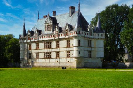 El Castillo de Azay-le Rideau