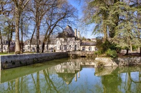 Castillos del Loira,  el Castillo de Azay-le Rideau