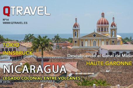 Revista QTRAVEL Digital n.15 – Nicaragua