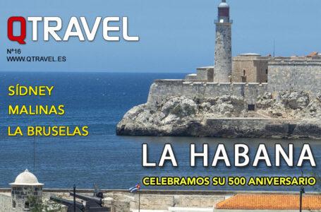 Revista QTRAVEL Digital n.16 La Habana