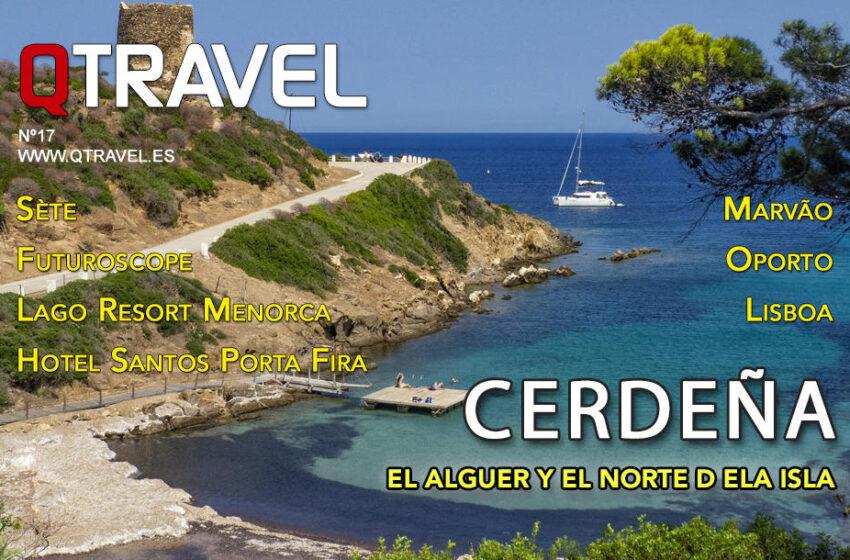Revista QTRAVEL Digital n.17 Cerdeña