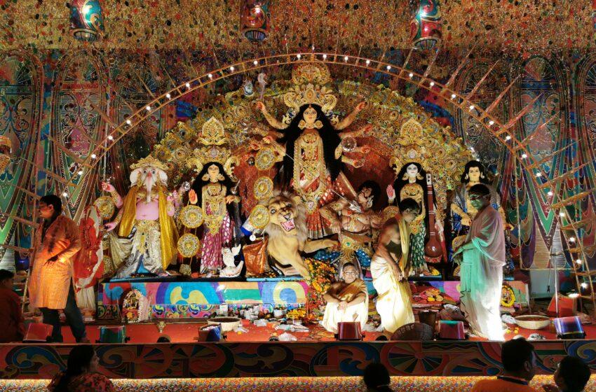 Durga Puja, el festival desconocido de la India