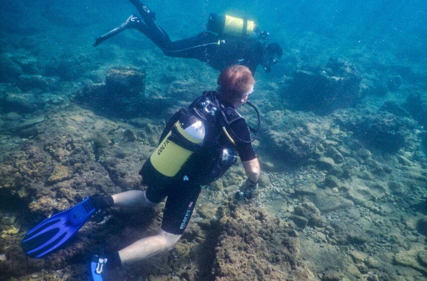Arqueología submarina, Baia la ciudad sumergida