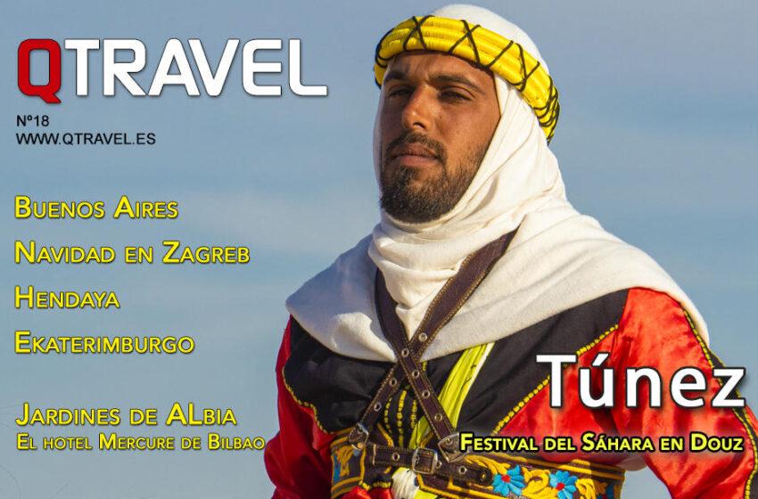 Revista QTRAVEL Digital n.18 Túnez, Festival del Sáhara en Douz