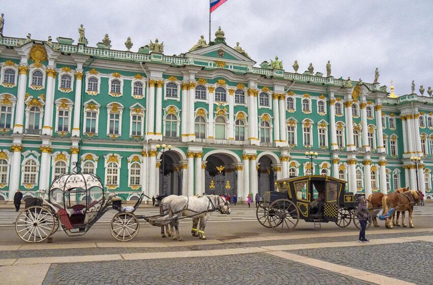 San Petersburgo, la ventana a occidente del Zar Pedro el Grande