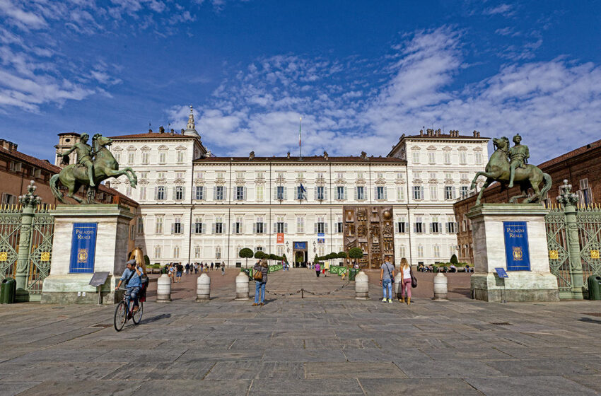Turín, la joya del barroco italiano
