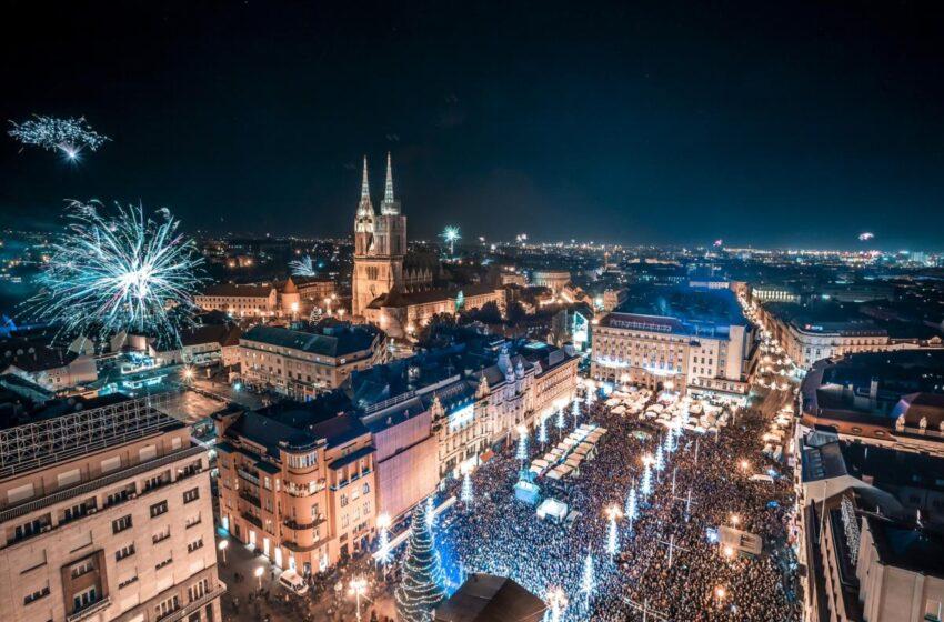Mercados de navidad en Zagreb