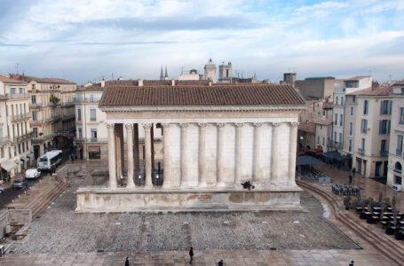 Nimes, la Roma francesa
