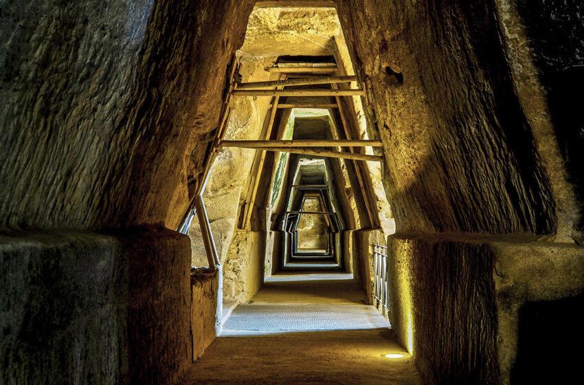 Que ver en el parque arqueológico de Cumas