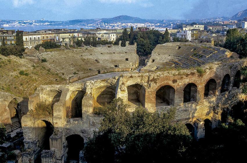 Qué ver en Pozzuoli y el Anfiteatro Flavio