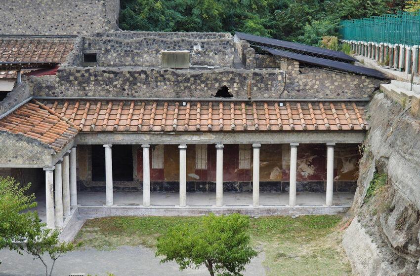 Qué ver en Oplontis,  la Villa Poppea Sabina
