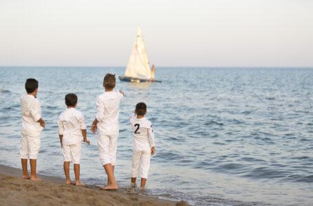 Calafell, la playa del Biberón