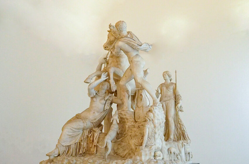 Qué ver en el Museo Arqueológico de Nápoles