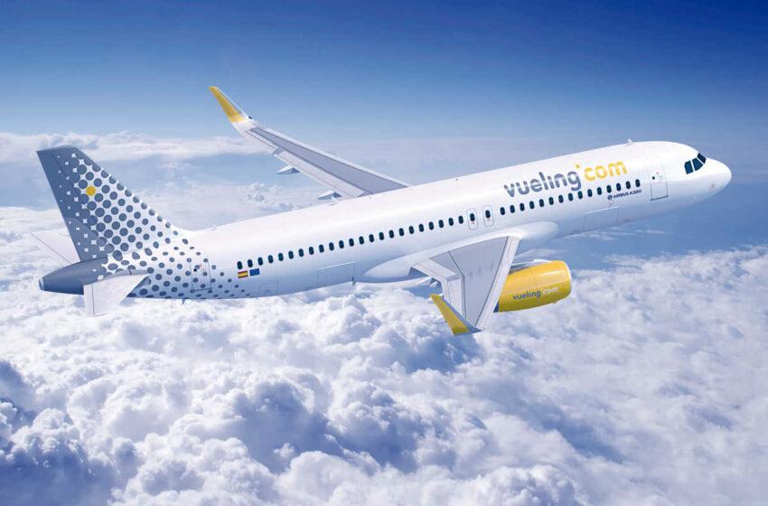 Vueling levanta el vuelo y pone a la venta 180 rutas durante junio y julio