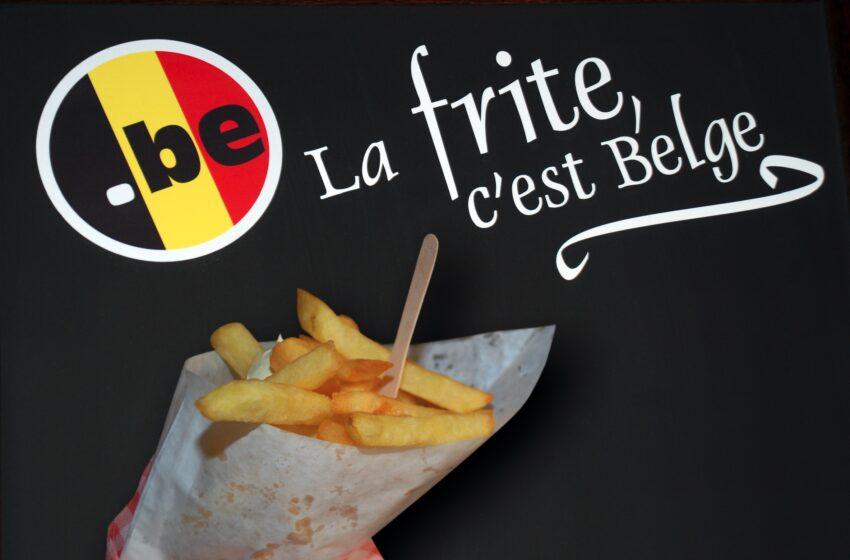 Las patatas fritas, el tesoro gastronómico de Valonia