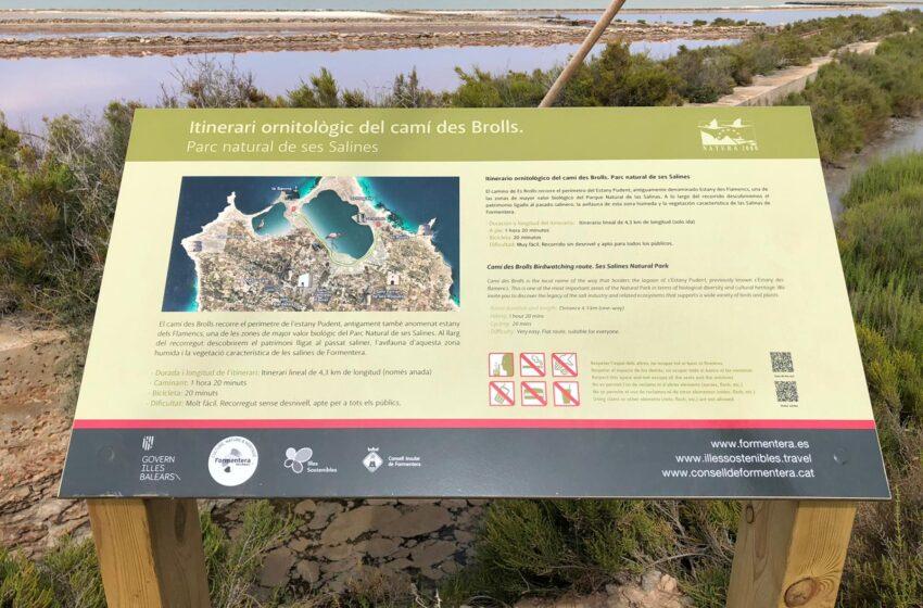 Formentera estrena ruta de birding