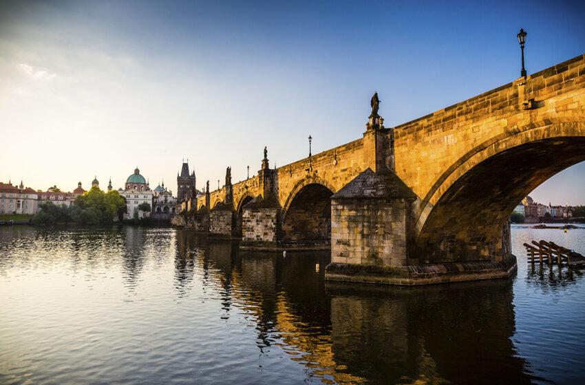 12 puentes imprescindibles en Chequia