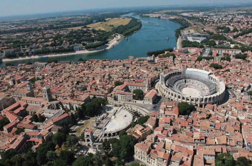 Arlés, la pequeña Roma en Francia