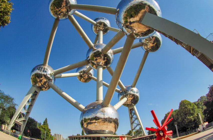 Visita el Atomium de Bruselas