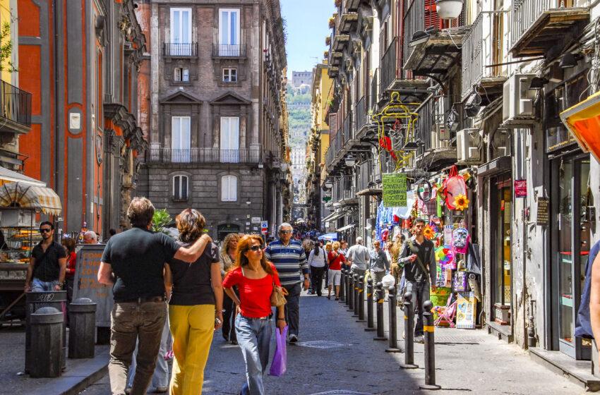 Turismo por Nápoles