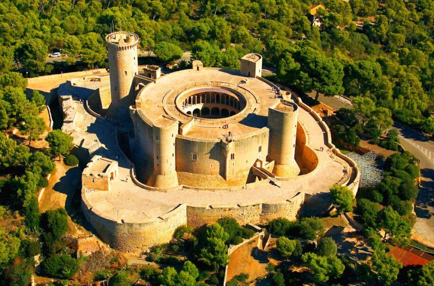 Curiosidades del Castillo de Bellver de Palma de Mallorca