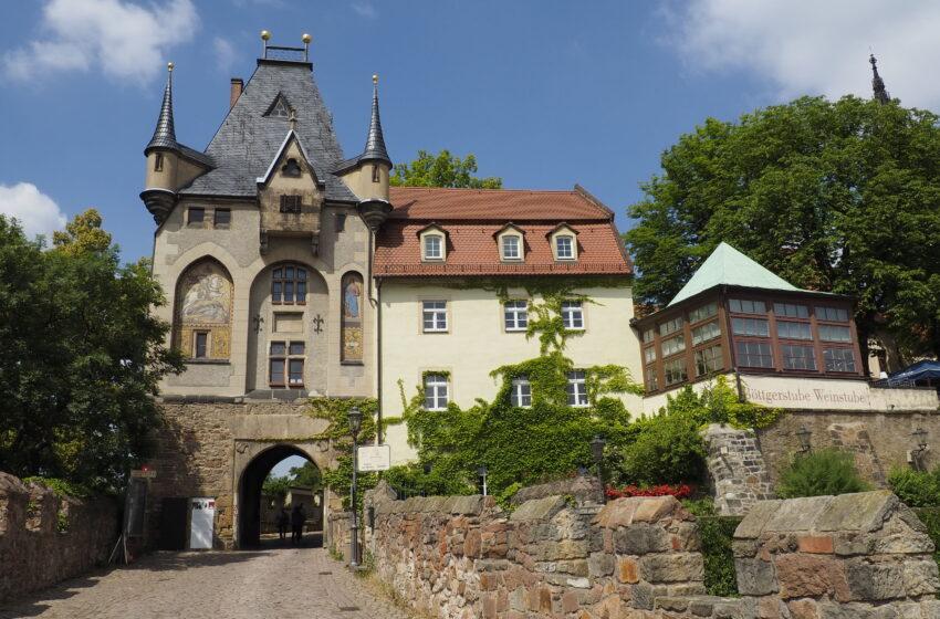 Rincones de la región de Dresde